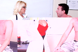 doctor adventures Charlee Chase img