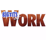 Big Tits At Work logo